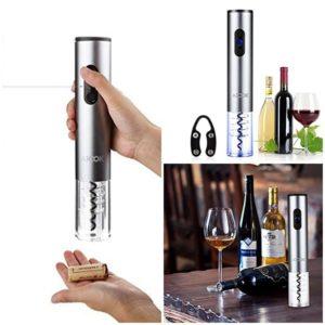 Aicok: Il miglior Cavatappi Elettrico Professionale per Bottiglie di Vino