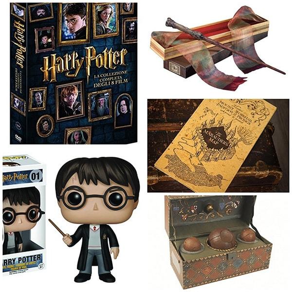 Gli 8 gadget di Harry Potter che un vero appassionato non può non acquistare