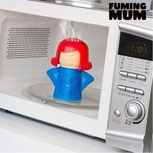 Fuming Mum: l' accessorio per Pulire il forno a Microonde pratico e divertente