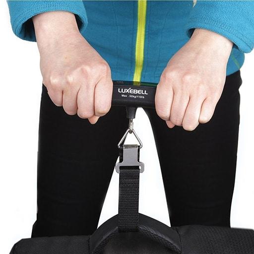 le caratteristiche principali della bilancia pesa valigia digitale luxebell