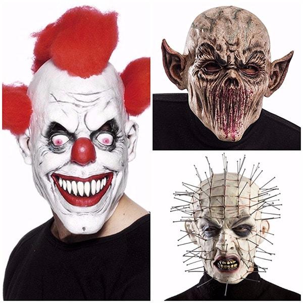 Le 5 Maschere per Halloween più Terrificanti e Divertenti per una festa indimenticabile
